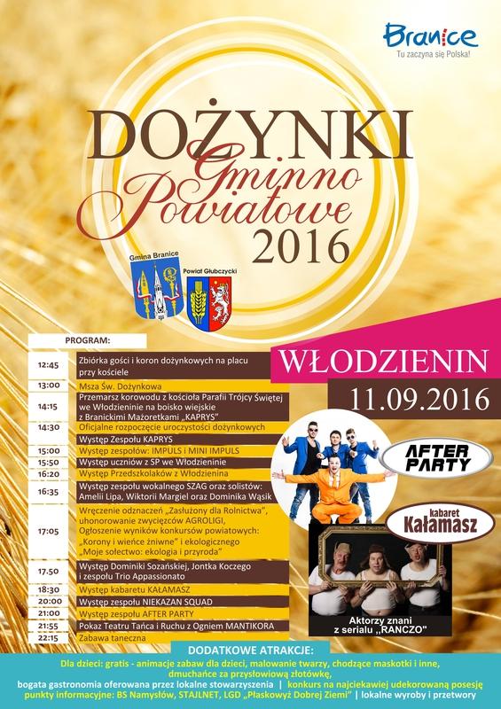 plakat Dozynki Gminno-Powiatowe 2016.jpeg