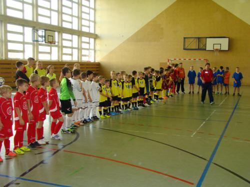 Galeria Piłkarski Turniej Bożonarodzeniowy