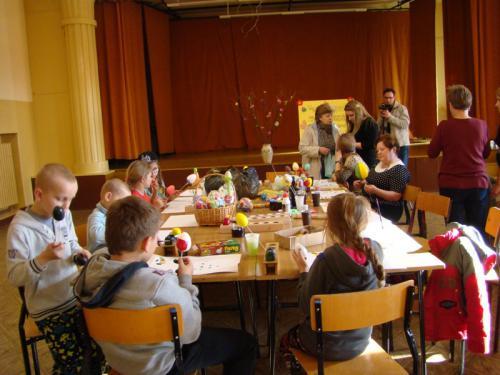 Galeria Warsztaty Wielkanocne 2015