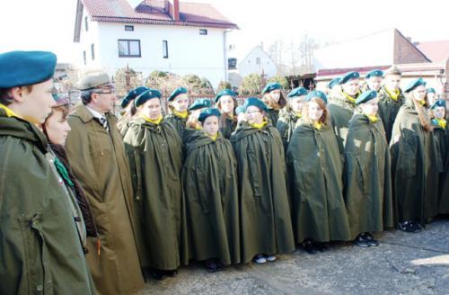 Galeria Uroczystości upamiętniające 70-tą rocznicę bestialskiego mordu dokonanego przez nacjonalistów ukraińskich na mieszkańcach Huty Pieniackiej