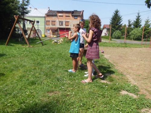 Galeria Wakacje w sołectwach