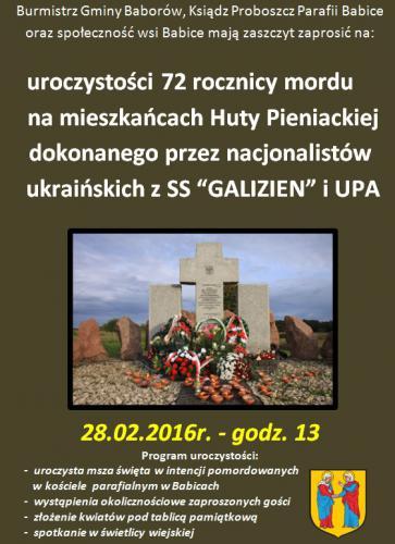 Galeria Babice 28.02.2016