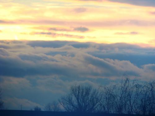 Galeria Czarne chmury