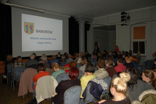 Galeria sala widowiskowa 9.11.2017