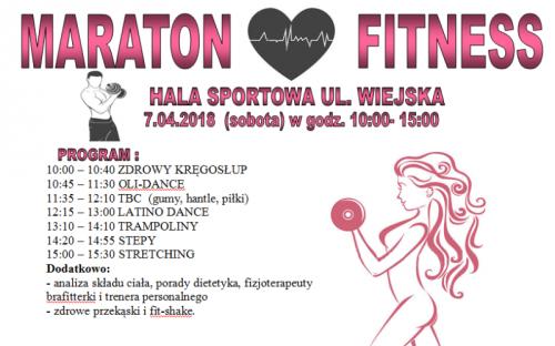 Galeria VII Maraton Fitness 07.04.2018