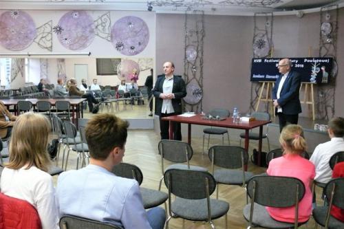 Galeria XVIII Festiwal Kultury Powiatowej - konkurs literacki, 17.10.2018 r.