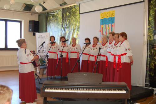 Galeria Śląskie śpiewanie Łubniany