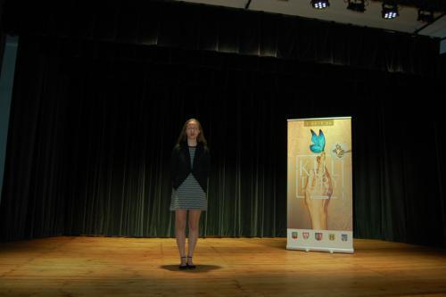 Galeria XIX Festiwal Kultury Powiatowej Branice - 29.05.2019 r. Konkurs Recytatorski Baborów