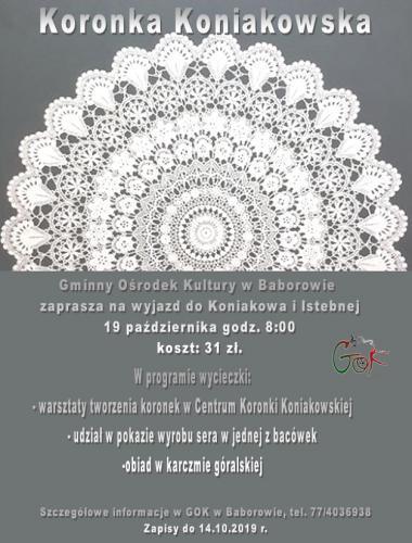 Galeria Plakat Koniaków