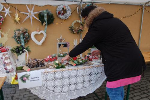 Galeria Jarmark Mikołajkowy 07.12.2019 r.