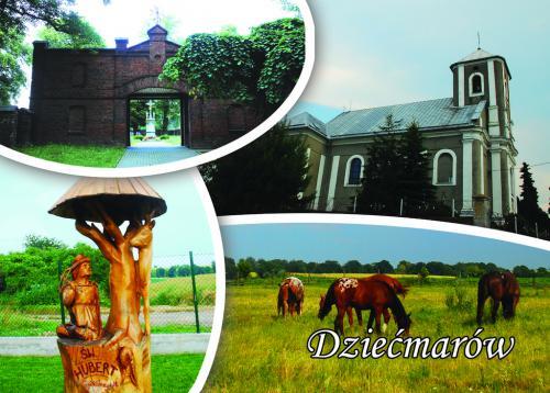 Galeria Pocztówki miejscowości w Gminie Baborów